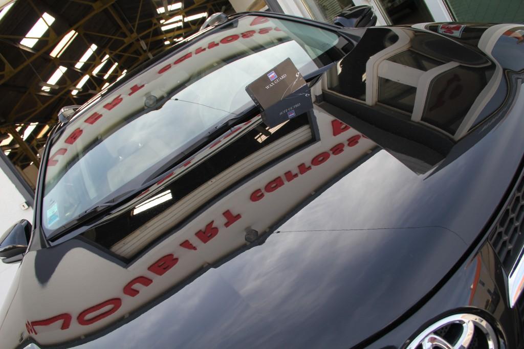 WaxGuard pour la protection de votre carrosserie