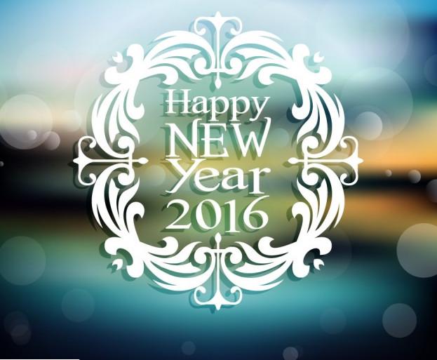 Pour l'année 2016 …