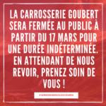 covid19 carrosserie cherbourg-en-cotentin